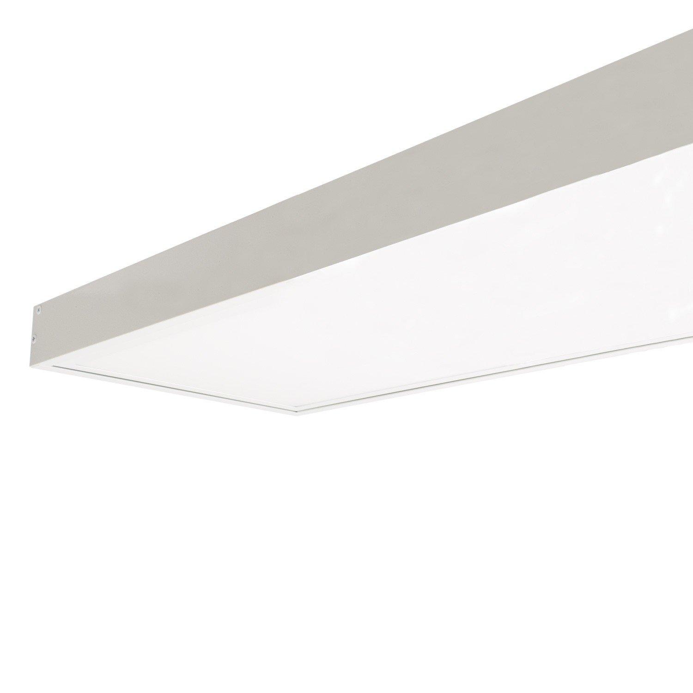 Painel LED 1200x300 Rectangular 48W