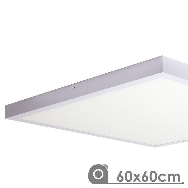 Painel LED Saliente 600X600 48W