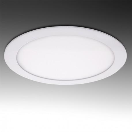 Painel LED Redondo 25w Branco