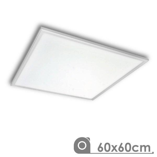 Painel LED 600x600 36W Branco Saliente/Encastrar