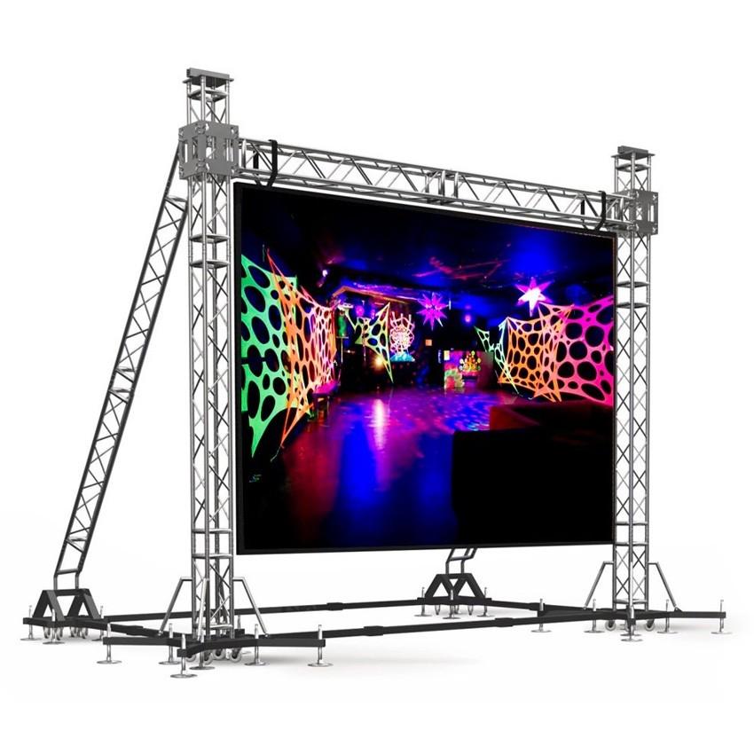 Ecrã LED Gigante para Exterior IP65