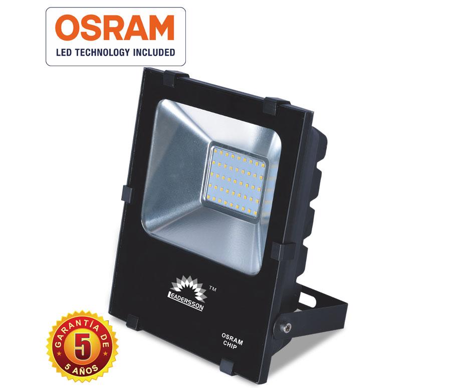Projector LED BLACKS 50W 5 Anos de Garantia