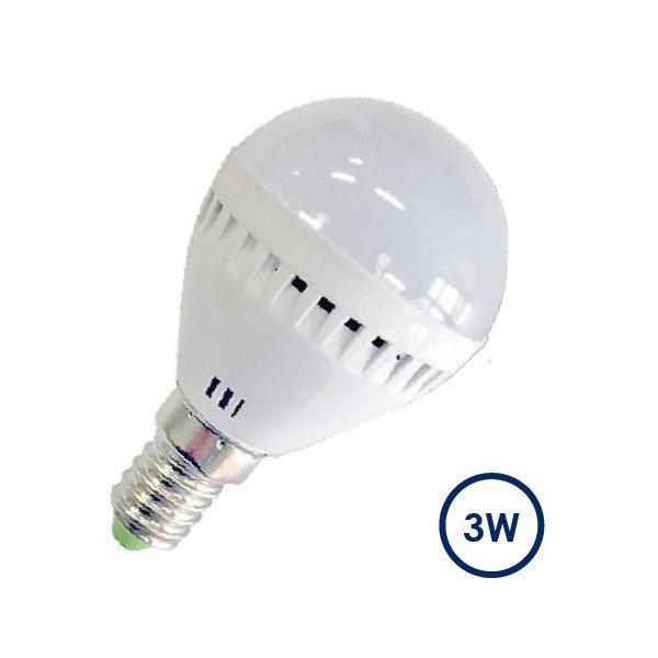 Lâmpada LED E14 G45 3W