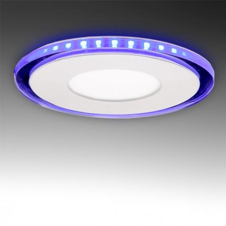 Downlight de LEDs Redondo com Vidro DUO