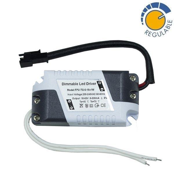 Driver p/ Painel LED  Dimável de 7 a 15W