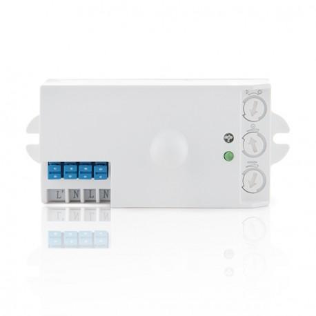 Detector de Movimento por Microondas 360º 2-10M