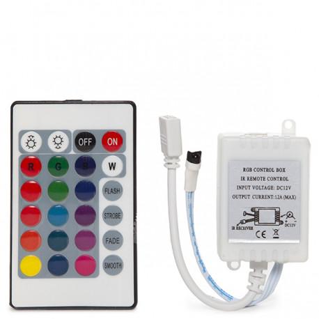 Emissor de Sinal e Controlo Remoto RGB
