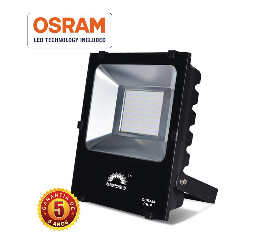 Projector LED BLACKS 150W 5 Anos de Garantia