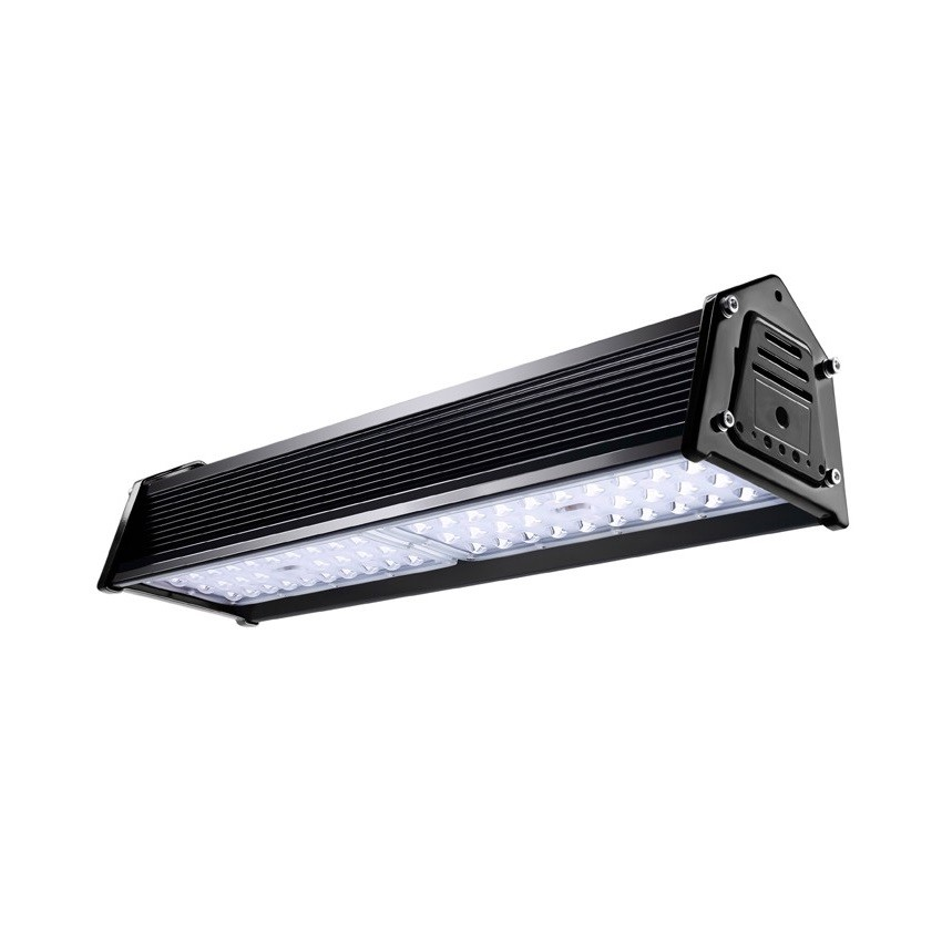 Campânula Linear LED 90W IP65  MEAN WELL  Regulável