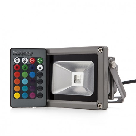 Projector LED RGB COB  50W