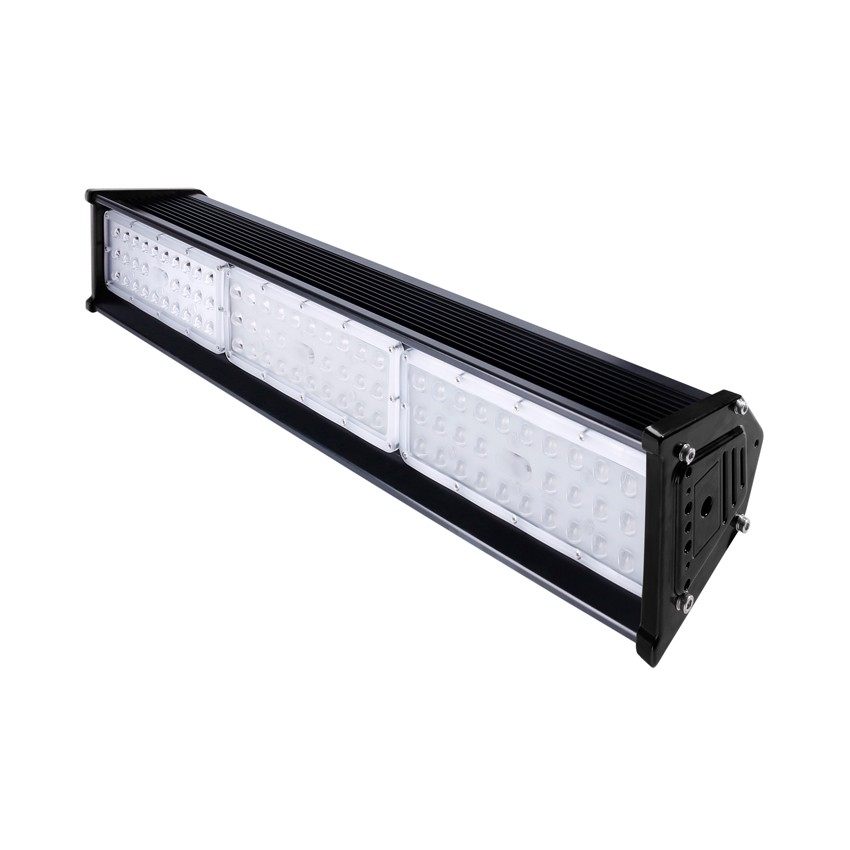 Campânula Linear LED 120W IP65  MEAN WELL  Regulável