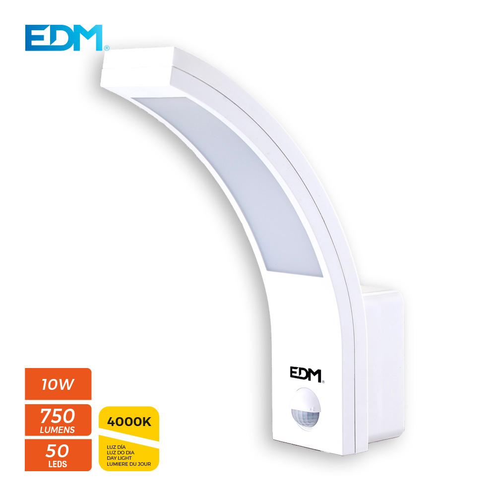 APLIQUE EXTERIOR LED 10W EDM 32536