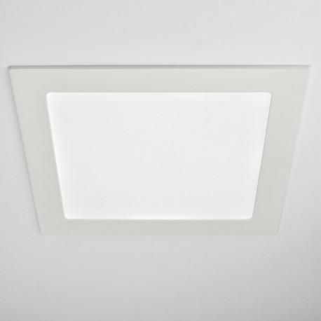 Painel LED Quadrado 18W SuperSlim