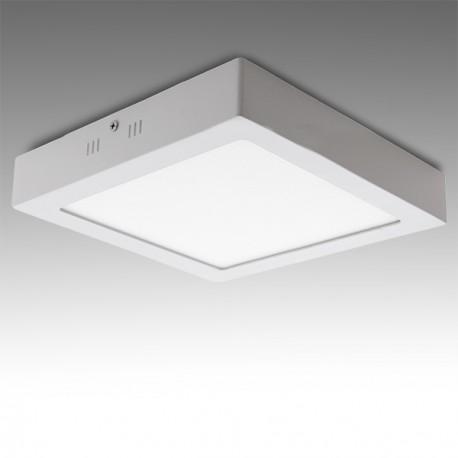 PLAFON LED  Quadrado  24W