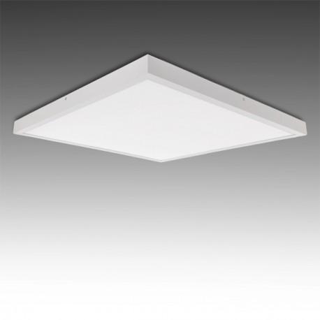 Painel LED Saliente Quadrado  36W Branco