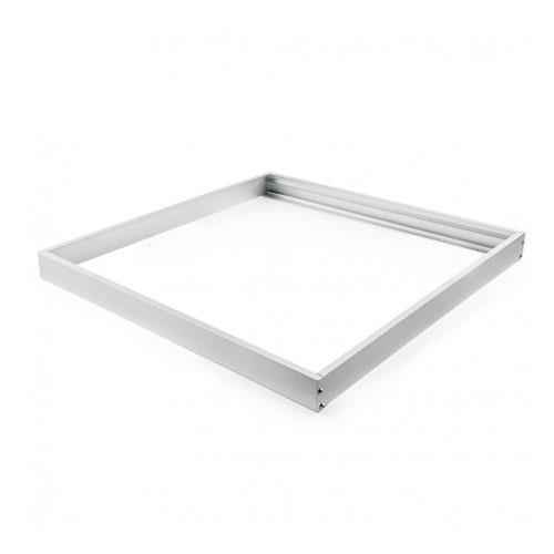 ARO  EXTERIOR P/ PAINEL 1200x600 Branco
