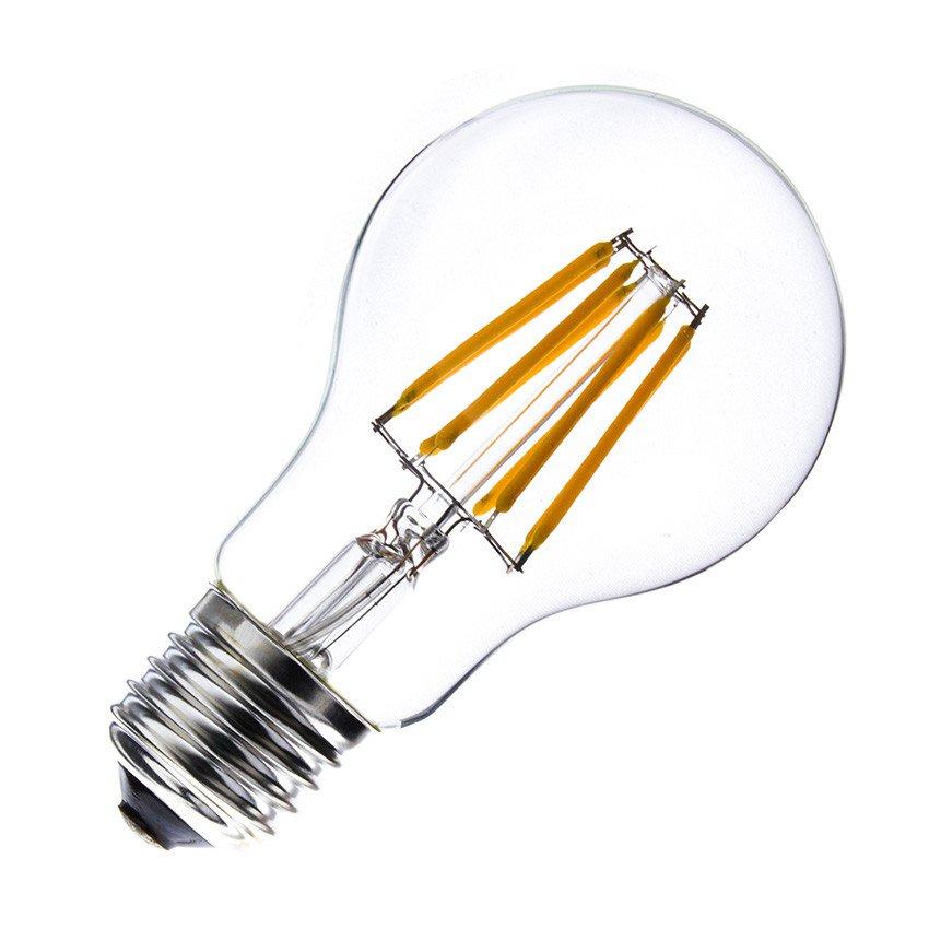 Lampada LED A60 E27 6W Filamento