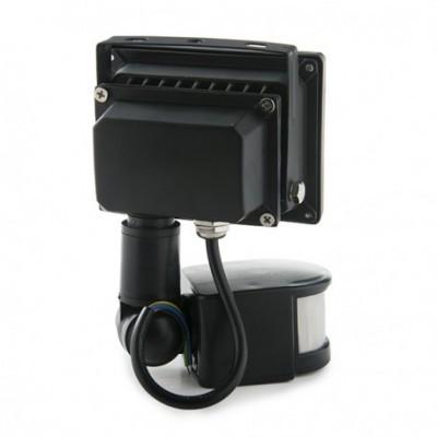Projetor LED IP65 Detector de Movimento 10W