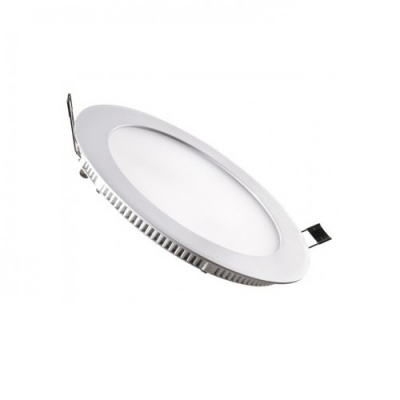 Painel LED Redondo 3W Branco