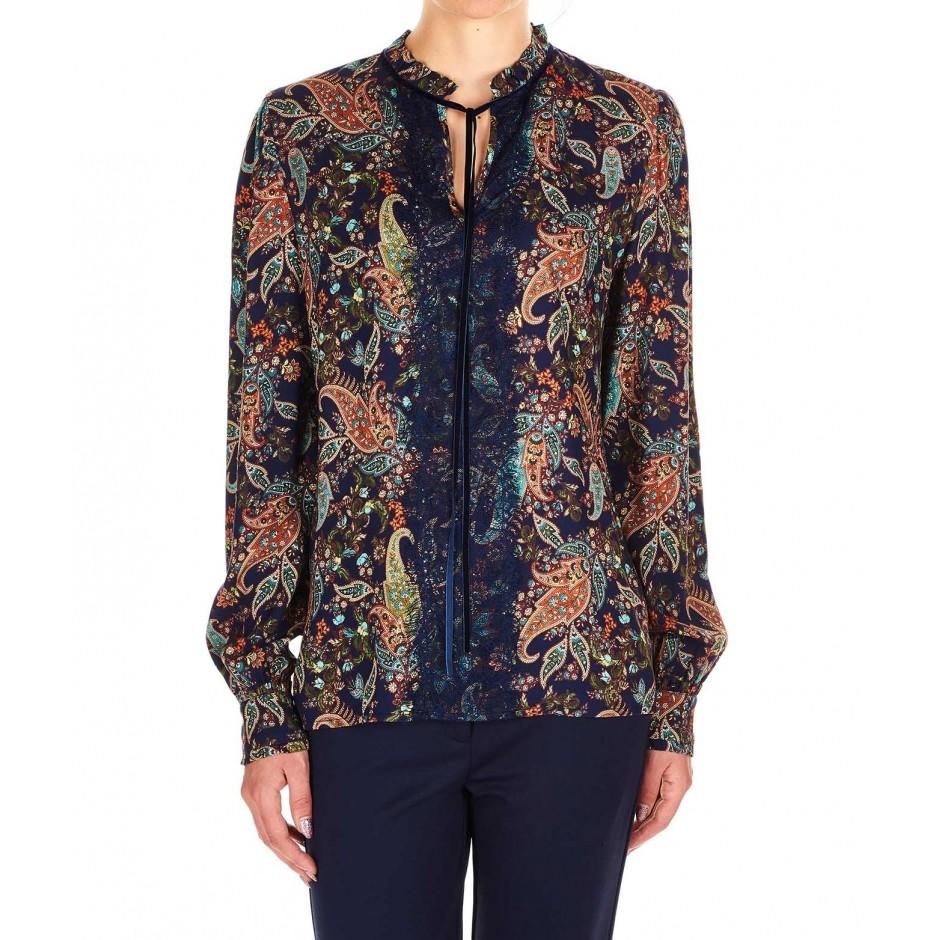 Blusa feminina estampa floral Liu Jo