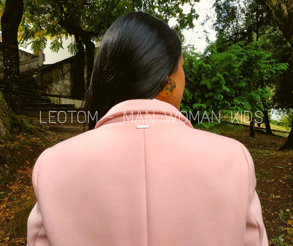 Casaco rosa feminino Liu Jo