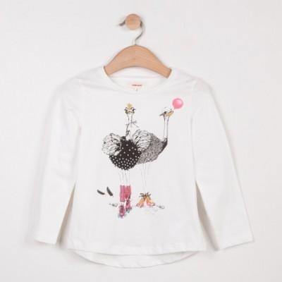 Camisola infantil de algodão Catimini