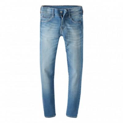 Jeans de lavagem clara adolescente G-Star Raw
