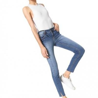 Jeans skinny feminino Colcci