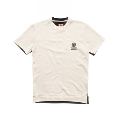 T-shirt de malha Franklin & Marshall
