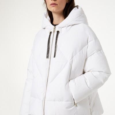 Kispo feminino oversized branco Liu Jo