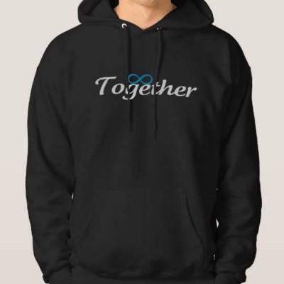 Sweatshirt Grossa c/ Capuz - Together