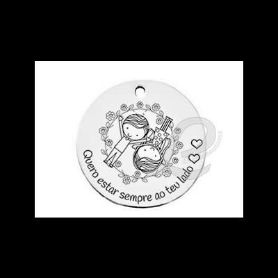 Medalha Gravação