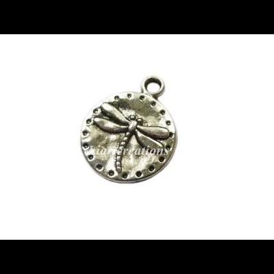Medalha Libelinha15x19mm
