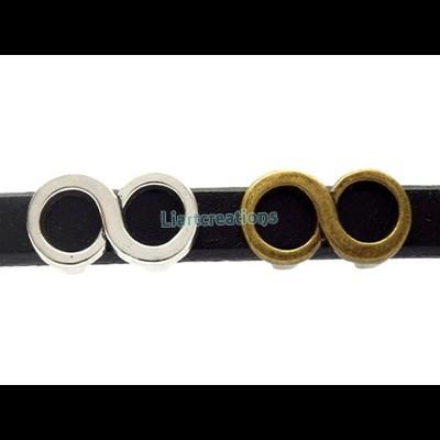Conta Infinito 10x7mm