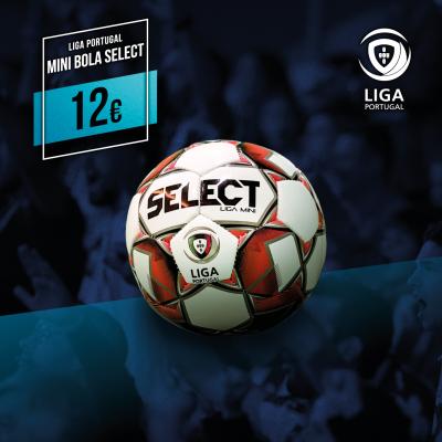 Mini Bola Select Liga Portugal 2019/2020