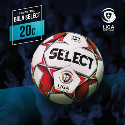 Bola Select Liga Portugal 2019/2020