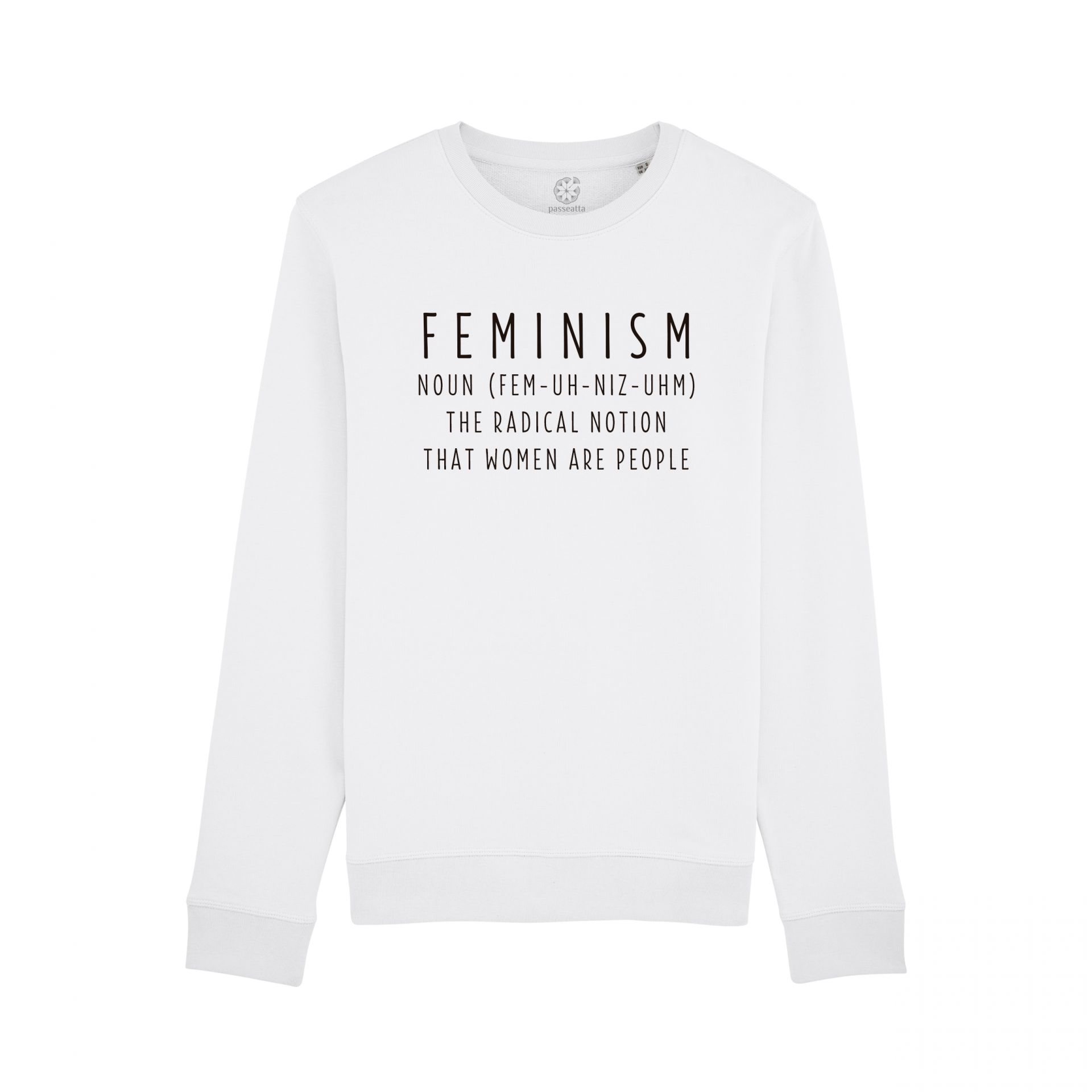 Feminism: The Radical Notion That Women Are People