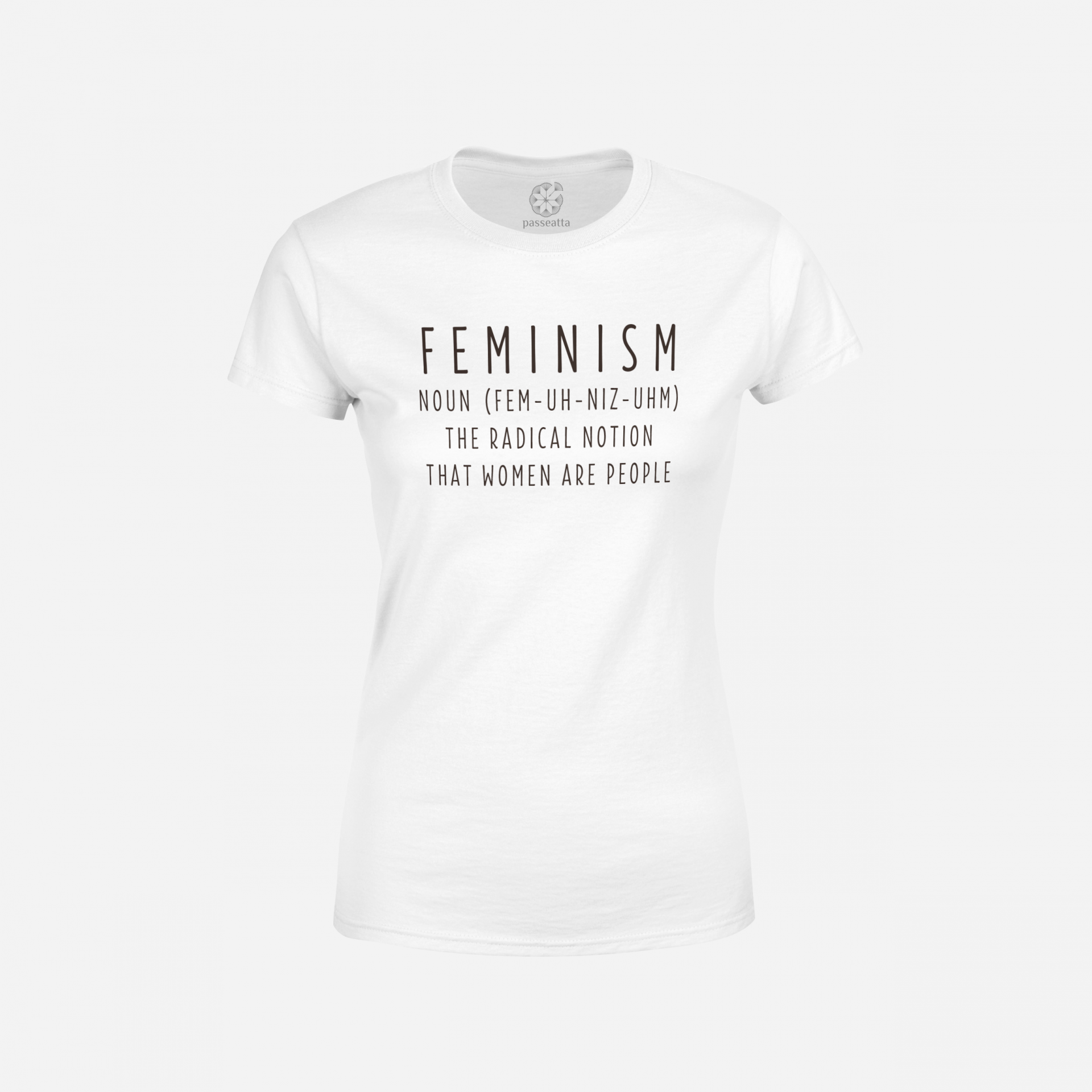 Feminism - The Radical Notion that Women Are People