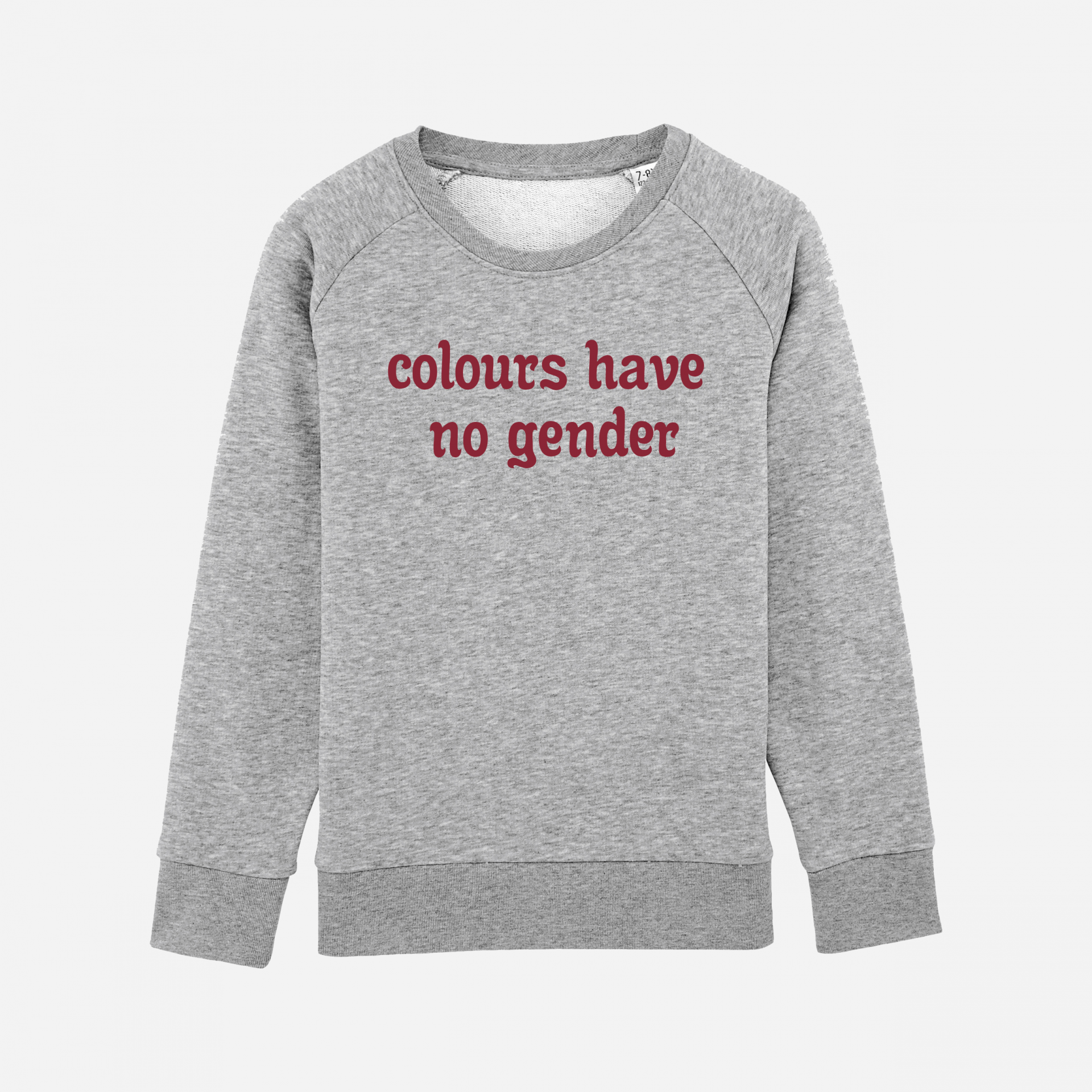 Colours Have No Gender