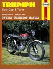 Triumph Tiger Cub & Terrier 1952-68