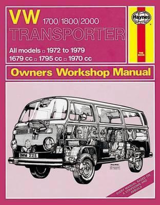 Volkswagen Transporter 1700, 1800 & 2000 1972-79
