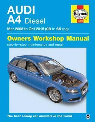 Audi A4 Diesel 2008-15