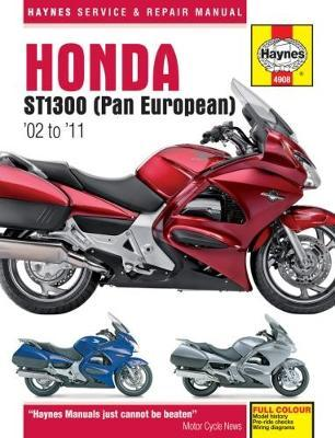 Honda ST1300 Pan European 2002-11