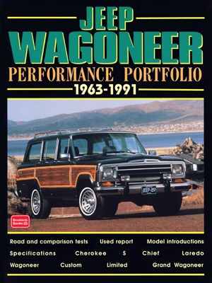 Jeep Wagoneer Performance Portfolio 1963-91