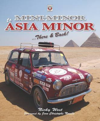 Mini Minor to Asia Minor - There & Back