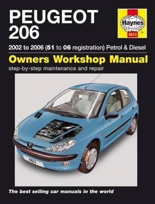 Peugeot 206 Petrol & Diesel 2002-06