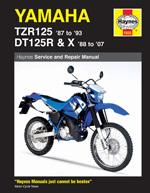 Yamaha TZR 125 & DT125R 1988-2007