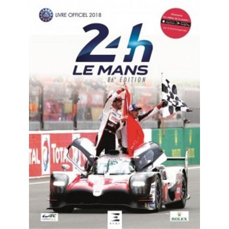 Le Mans 24 Heurs 2018: Livre Officiel