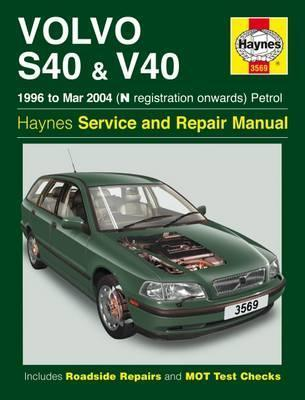 Volvo S40 & V40 Petrol 1996-04