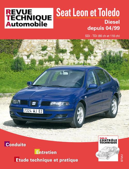 Seat Toledo, Leon Diesel/TD desde 1999 (RTA640)
